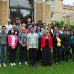 Oxford Internet Institute Attendees 2012
